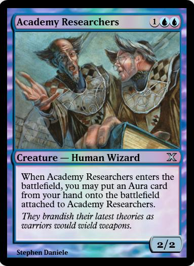 Academy Researchers FOIL