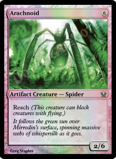 Arachnoid FOIL