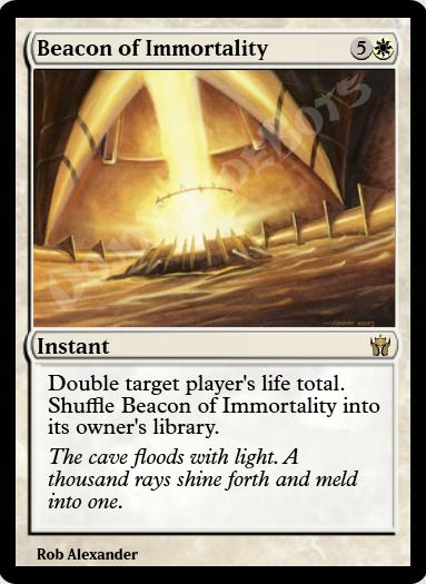 Beacon of Immortality