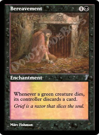 Bereavement FOIL