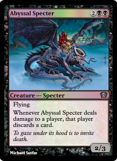 Abyssal Specter FOIL
