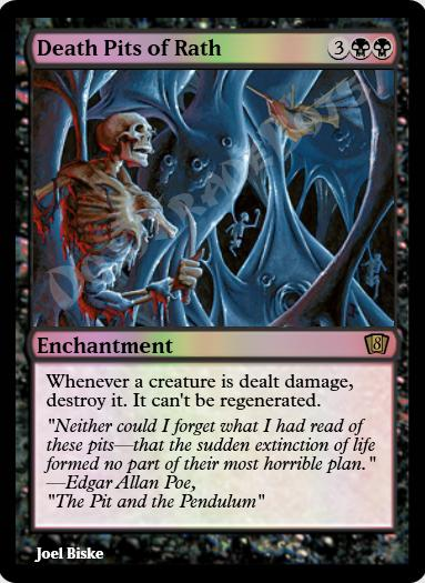 Death Pits of Rath FOIL