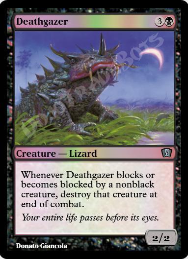 Deathgazer FOIL