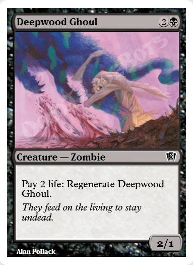 Deepwood Ghoul