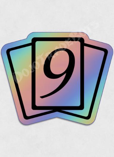 9ED Complete Foil Set