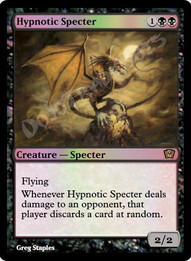 Hypnotic Specter FOIL
