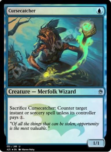 Cursecatcher FOIL