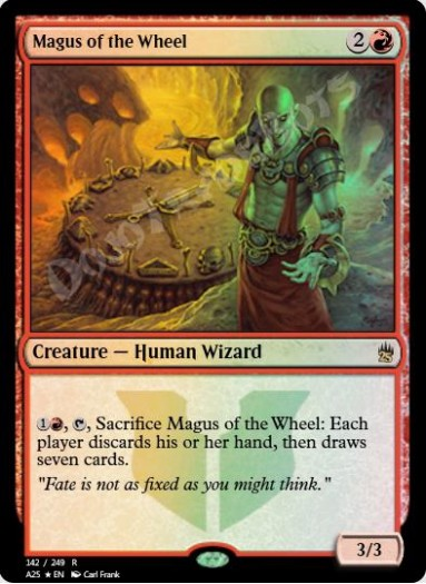 Magus of the Wheel FOIL