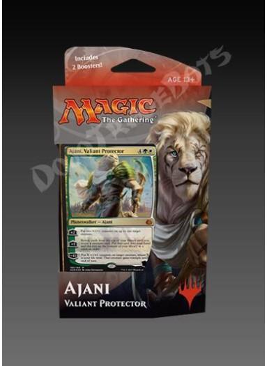 Aether Revolt Planeswalker Deck: Ajani, Valiant Protector