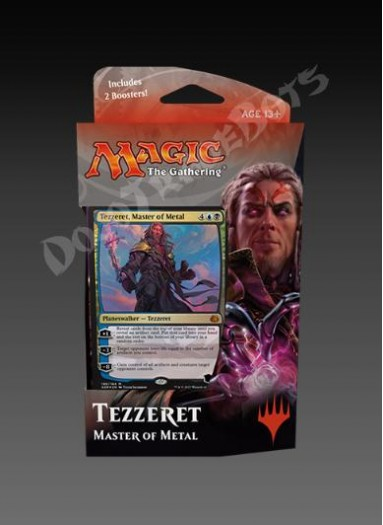 Aether Revolt Planeswalker Deck: Tezzeret, Master of Metal