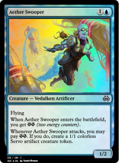 Aether Swooper FOIL
