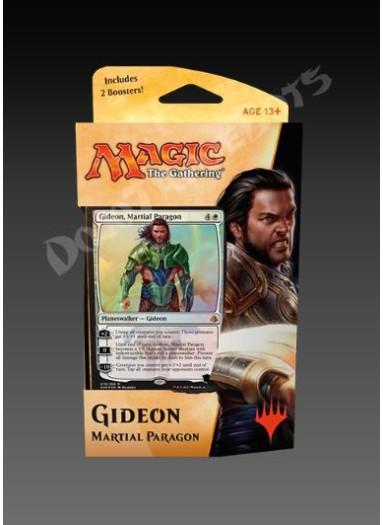 Amonkhet Planeswalker Deck: Gideon, Martial Paragon