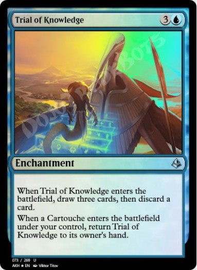 Trial of Knowledge FOIL