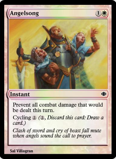 Angelsong FOIL