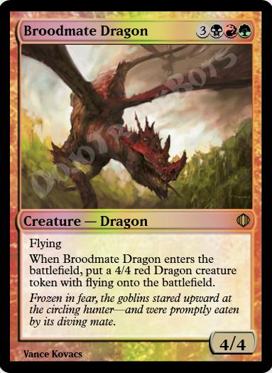 Broodmate Dragon FOIL