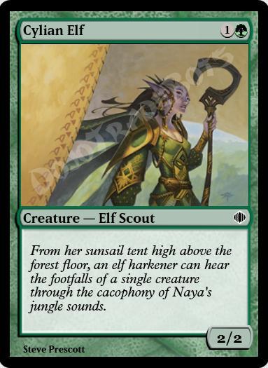 Cylian Elf