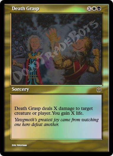 Death Grasp FOIL