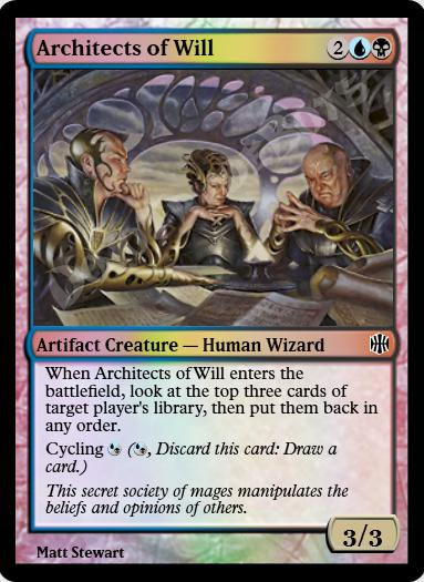 Architects of Will FOIL
