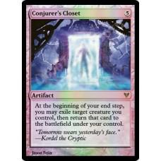 Conjurer's Closet FOIL