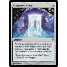 Conjurer's Closet