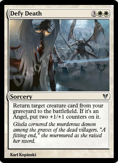Defy Death