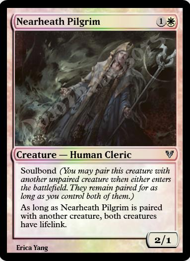 Nearheath Pilgrim FOIL