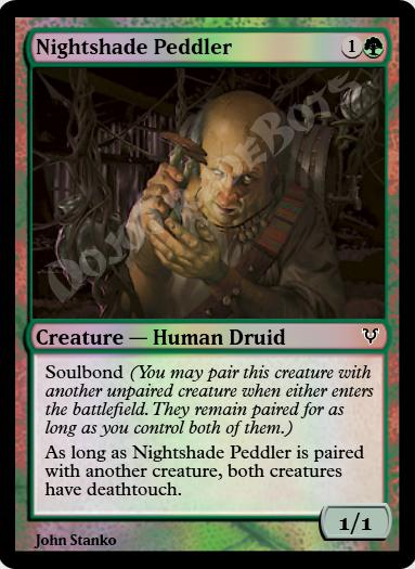 Nightshade Peddler FOIL