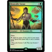 Beastcaller Savant FOIL