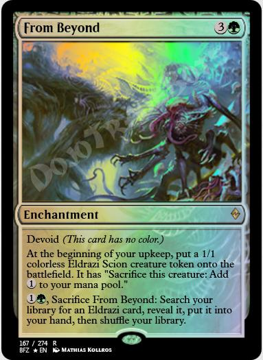 From Beyond FOIL
