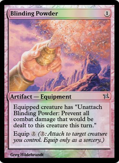 Blinding Powder FOIL
