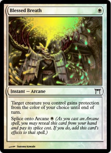 Blessed Breath FOIL