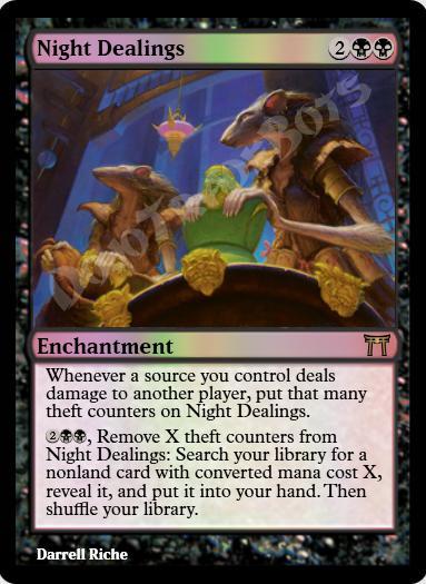Night Dealings FOIL