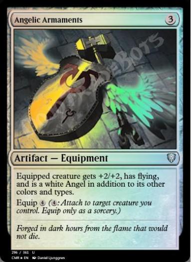 Angelic Armaments FOIL