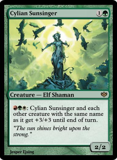 Cylian Sunsinger