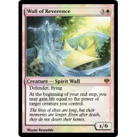 Wall of Reverence FOIL