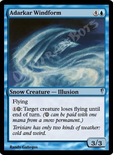 Adarkar Windform