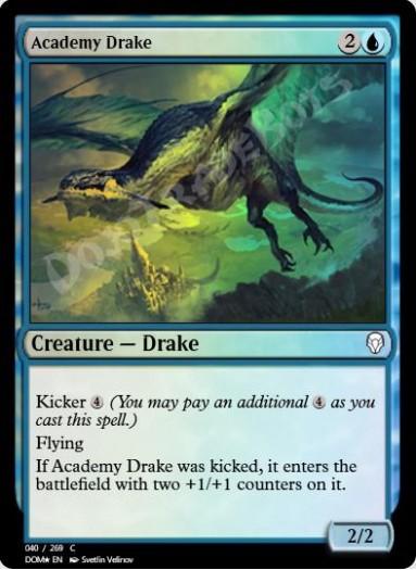 Academy Drake FOIL