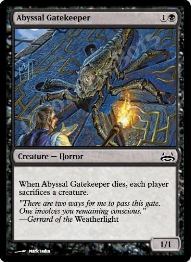 Abyssal Gatekeeper
