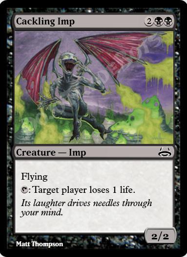 Cackling Imp