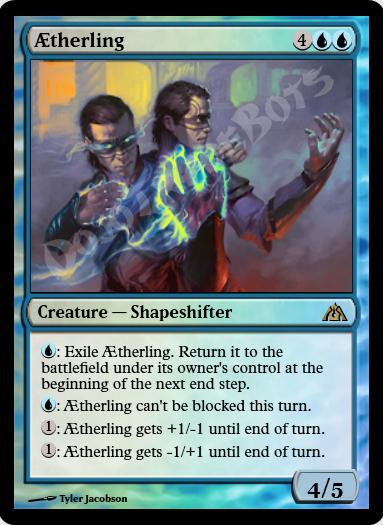 Aetherling FOIL