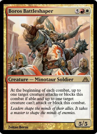 Boros Battleshaper