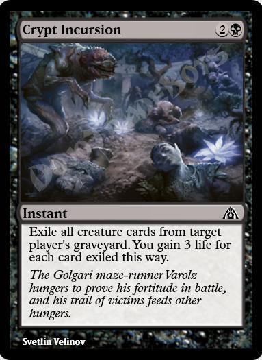 Crypt Incursion