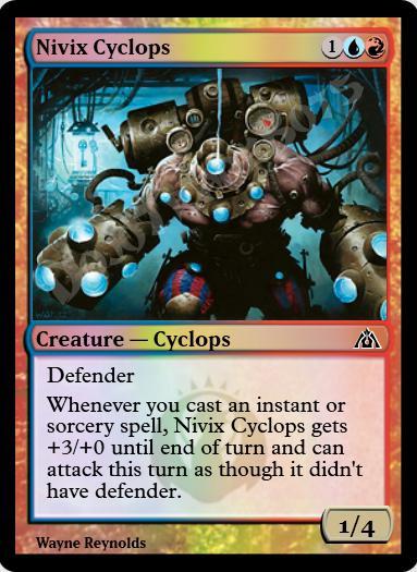 Nivix Cyclops FOIL
