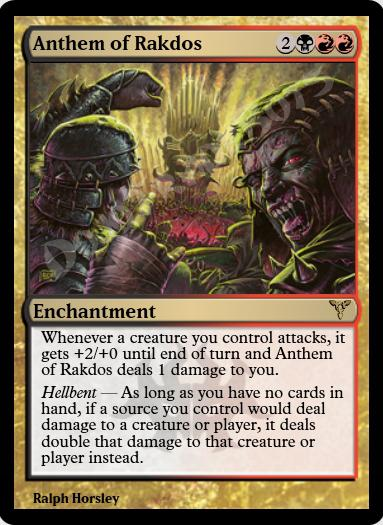 Anthem of Rakdos