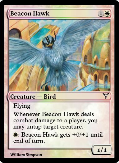 Beacon Hawk FOIL