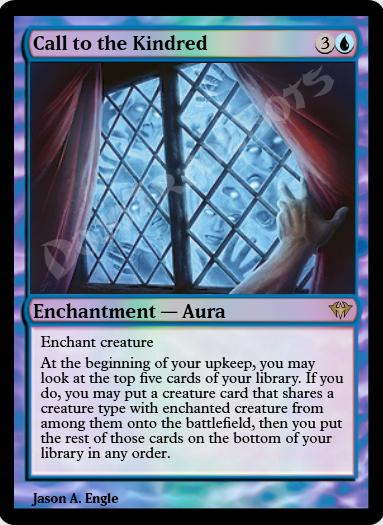 Call to the Kindred FOIL