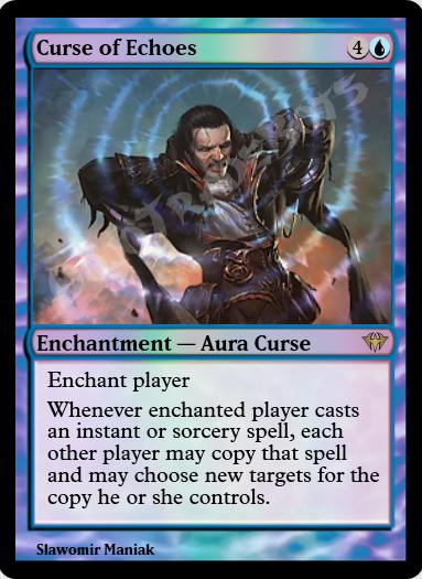 Curse of Echoes FOIL