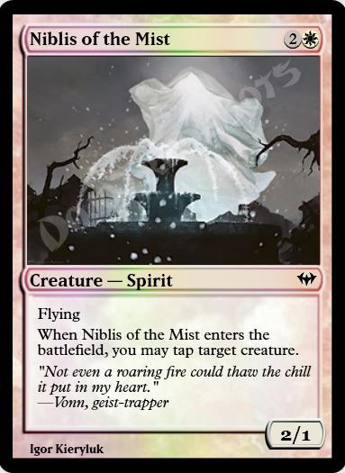 Niblis of the Mist FOIL