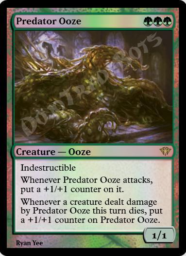 Predator Ooze FOIL