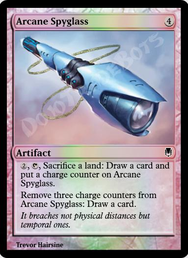 Arcane Spyglass FOIL